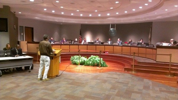 The Atlanta Public School Board met Monday to discuss an extension on the school superintendent's contract