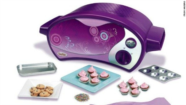 Easy Bake Oven (Source: CNN)