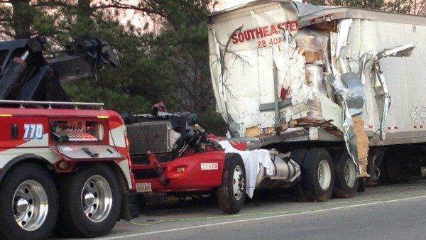 Victims identified in fatal crash involving 2 tractor trailers - CBS46