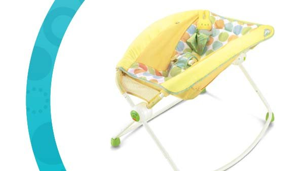 Product Recall: Newborn Rock 'n Play Sleepers