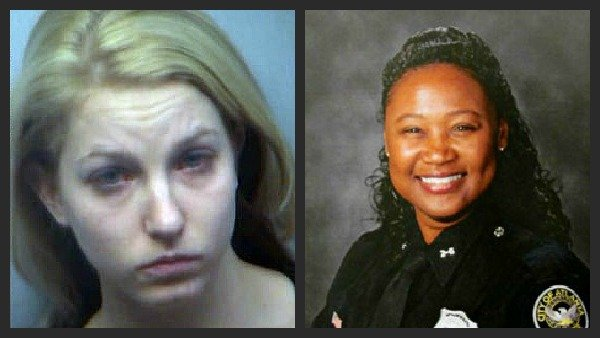 story atlanta police officer suspected womans death