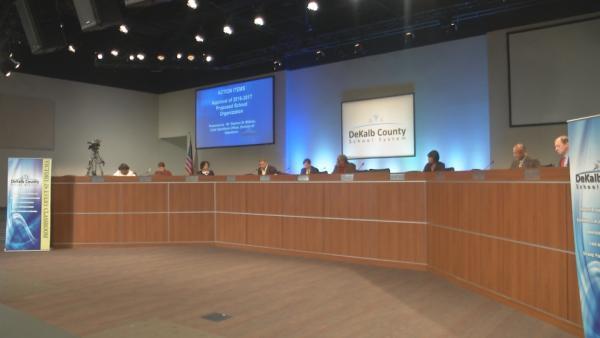 DeKalb County school board
