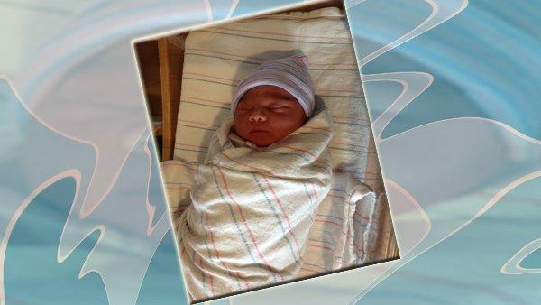 Baby Joseph Francisco