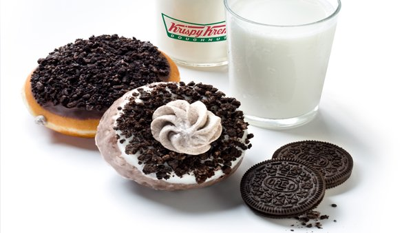 Photo courtesy: Krispy Kreme Doughnut Corporation