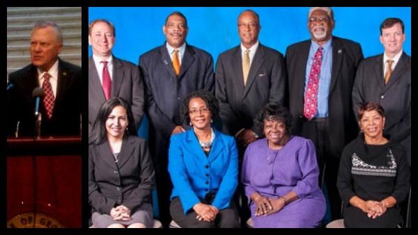 Gov. Deal, DeKalb County School Board