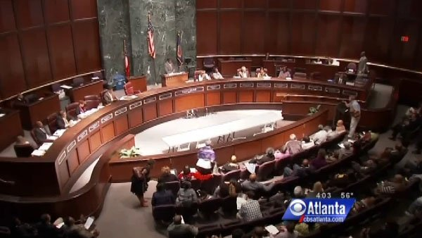 Image result for Atlanta City Council