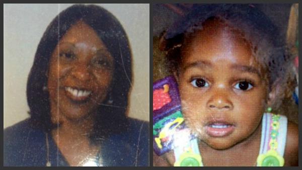 Victims Alicia Moxley and Jordan Haynes