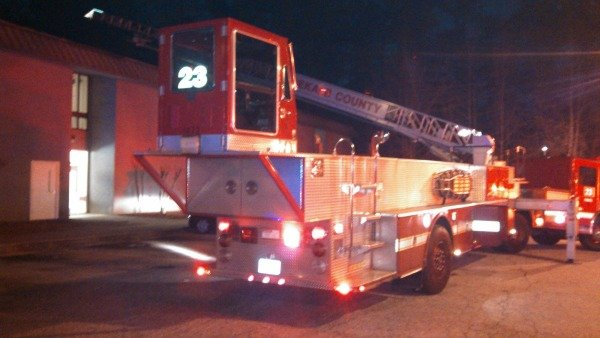 Firefighters responded to the Meadowbrook Nursing Home in Tucker.