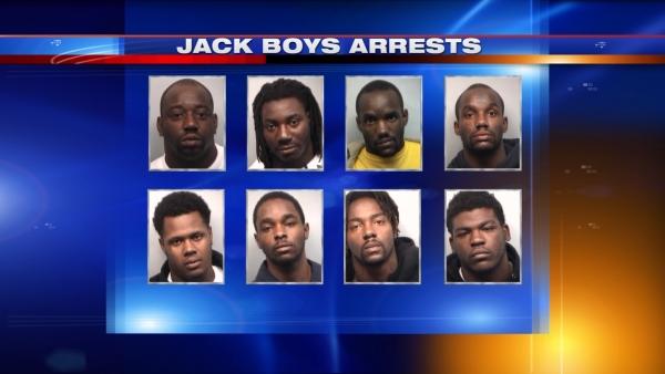 8 Members Of Violent Atlanta Street Gang Arrested Wsmv