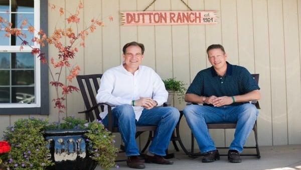 Jim Nantz & The Calling Wine partner Peter Deutsch