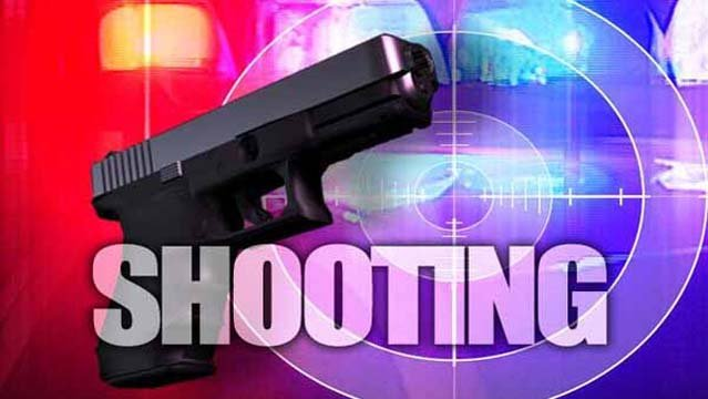 Peachtree Park Apartments Shooting