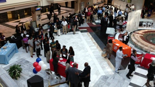 Small business owners attend 'Back 2 Business' conference at Atlanta City Hall