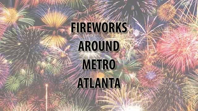 Fourth of July events around metro Atlanta - CBS46 News