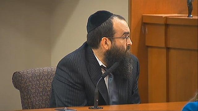 Andrea Sneiderman's rabbi