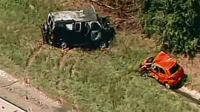 One dead in accident on GA 400 in Forsyth County - CBS46 News