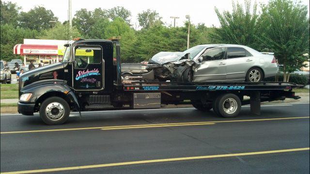 Gwinnett County News Car Crash