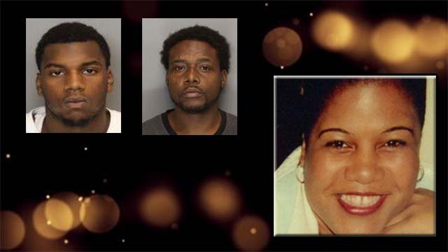 Khalil Kelly and Samuel Blackwell  Victim: Deirdre Smith