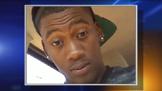 Suspect Ricky Wilcoxson, 20