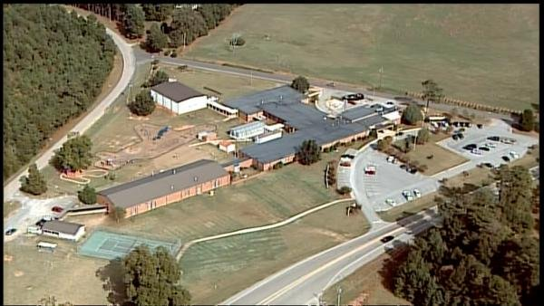 Rosemont Elementary School in LaGrange