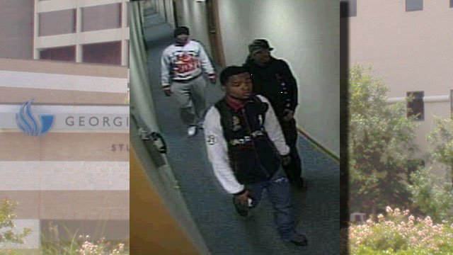 Georgia State Students Robbed In Dorm Suspects In Custody