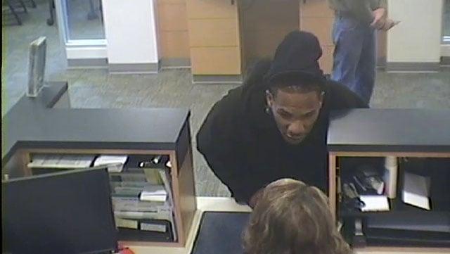 rapper robbing metro atlanta bank