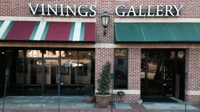 Vinings Gallery in Smyrna to host Paint the Town charity event
