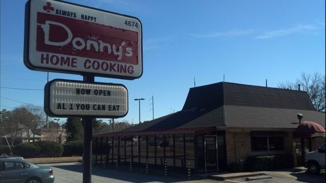 Donny's Home Cooking in Roswell