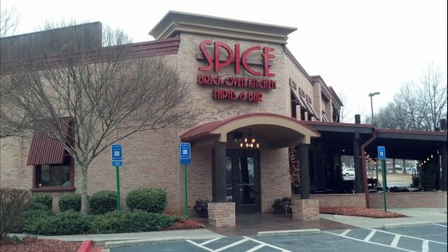 Spice Brick Oven Kitchen in Alpharetta