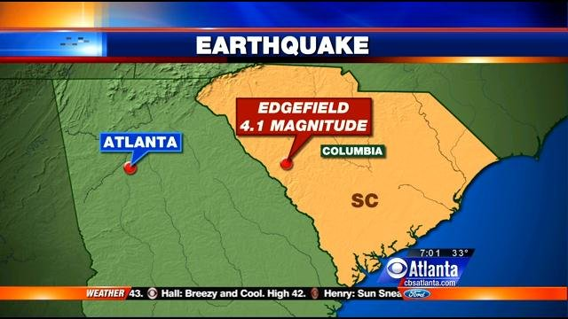 Friday's earthquake