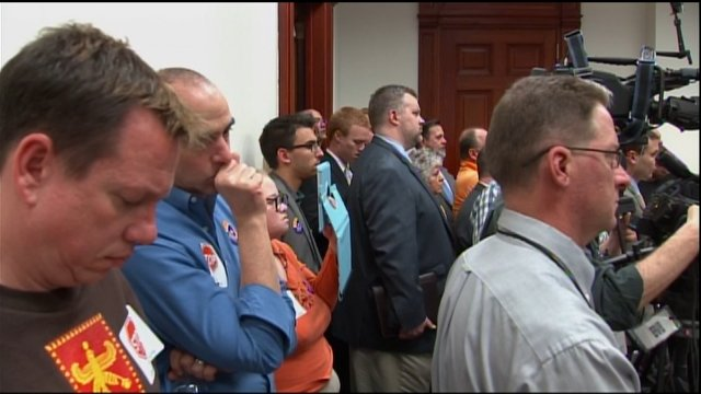 Observers pack a committee hearing on Georgia House Bill 1023