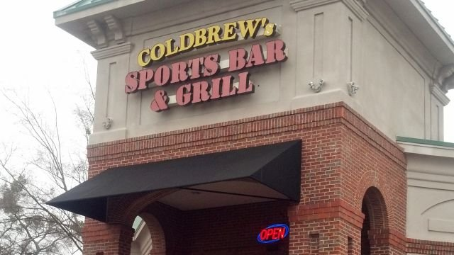 Coldbrew's Sports Bar & Grill in Roswell