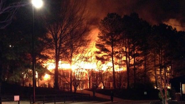 Courtesy: Alpharetta Fire Department