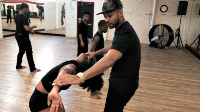 Famed dance choreographer Anthony Burrell