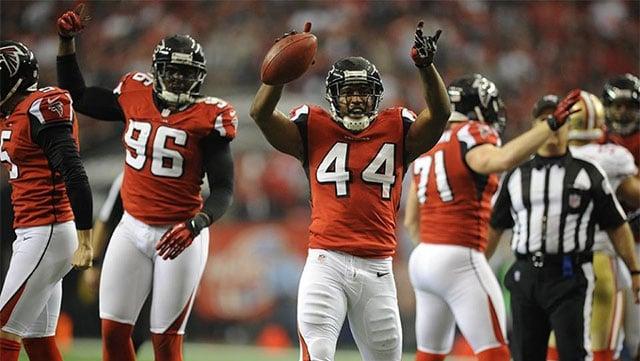 Photo from Atlanta Falcons twitter (@Atlanta_Falcons)