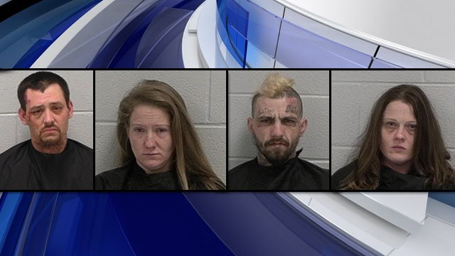 4 arrested after police pursuit - WFSB 3 Connecticut