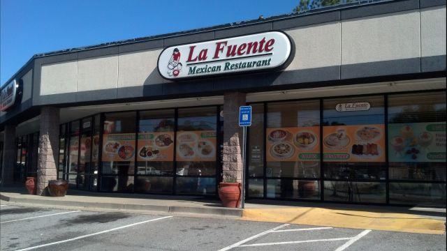 Restaurant Report Card: La Fuente Mexican Restaurant - WFSB