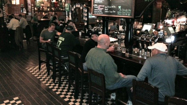 Fado Irish Pub in Buckhead, Atlanta