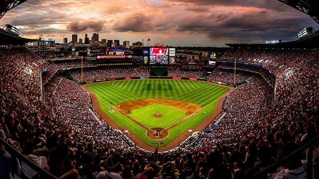 Photo from the Atlanta Braves