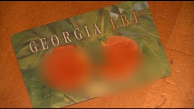 Atlanta Runs Out Of Food Stamps