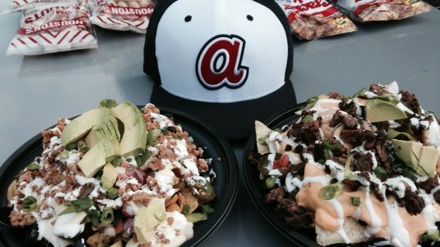 Vendors offering specialty nachos for 2014 Braves season
