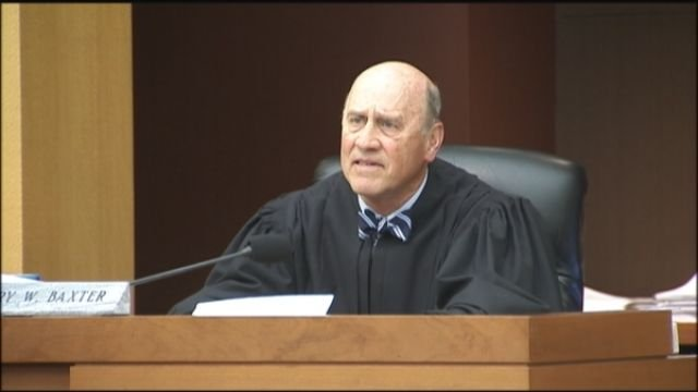 Judge Jerry Baxter