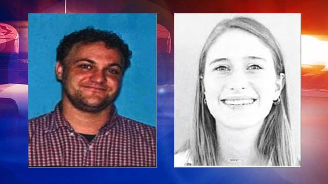 Sylvester, GA, police arrested Donald Boyd Harris (L)  and  Allison Studdard (R).