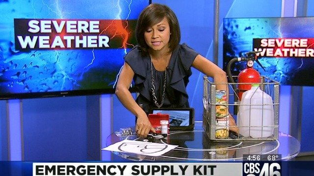 Emergency Supply Kit Cbs46 News