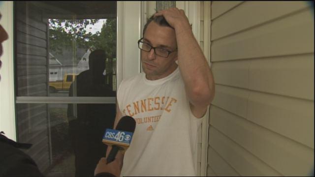 Scott Kramer, father of FedEx gunman Geddy Kramer