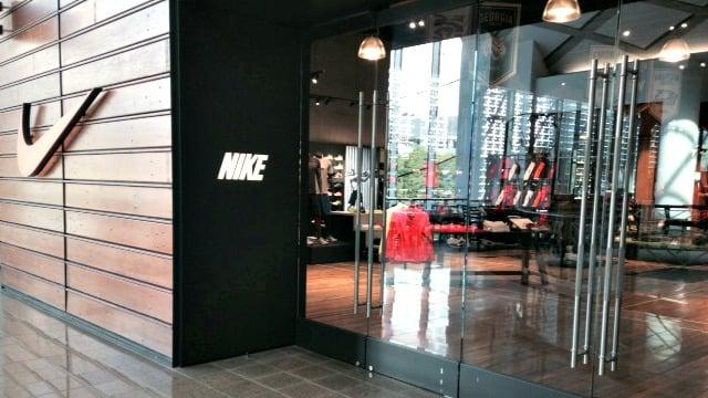 Nike's new flagship store in Buckhead