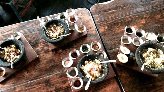 Zocalo's Guacamole Festival runs through May 18.