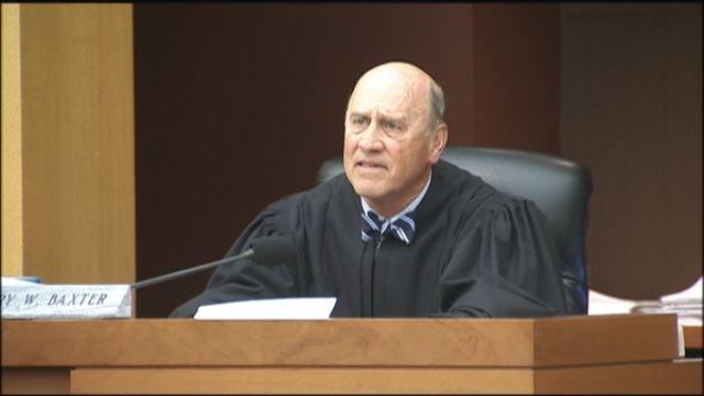 Judge Jerry Baxter