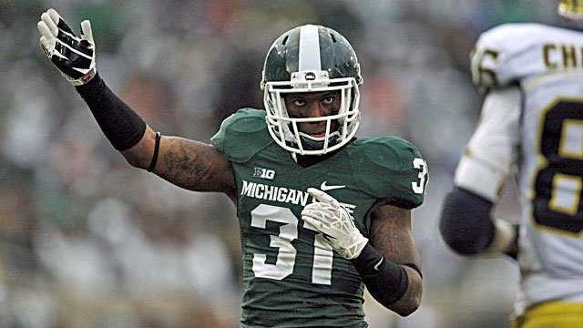 Darqueze Dennard (Photo from CBS Sports and USATSI)