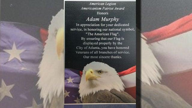 Americanism Patriot Award