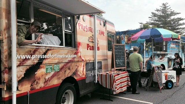 Smyrna Food Truck Tuesdays back at Taylor-Brawner Park